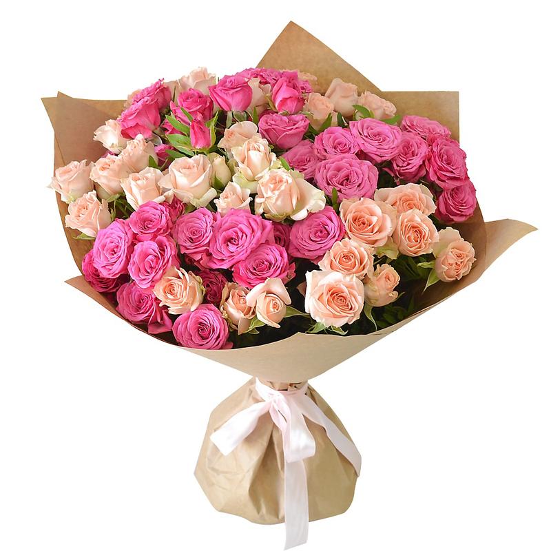 красивый букет из розовых роз фото с днем рождения съемки