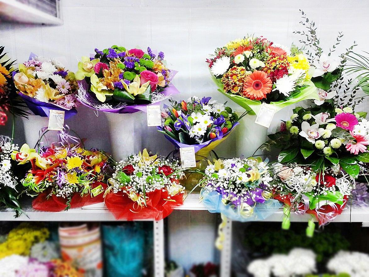 Магазины цветов дешево